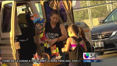 Vendedores ambulantes exigen justicia en LA