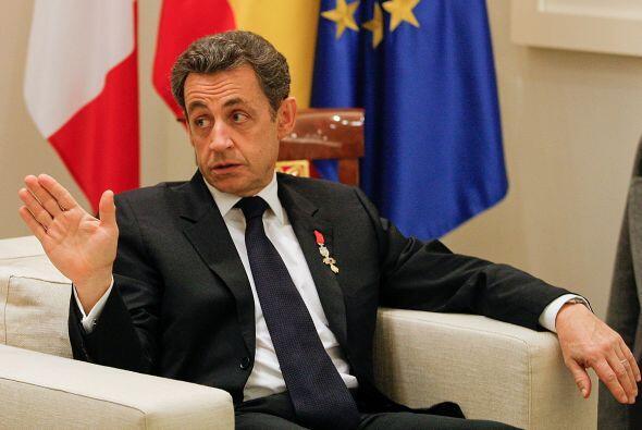 Sin embargo, Francia recibió el mismo lunes una pequeña muestra de apoyo...