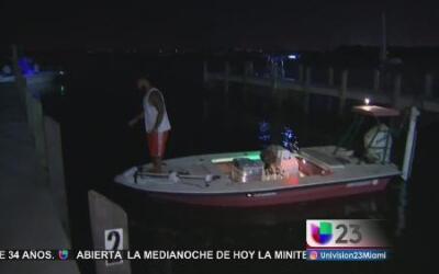Inauguran la minitemporada de pesca de langosta en Florida