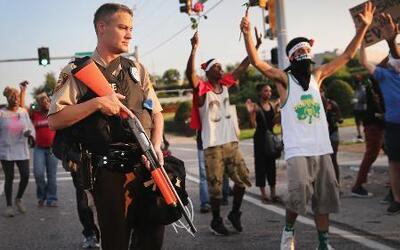 Otro afroamericano murió a manos de la policía en Missouri