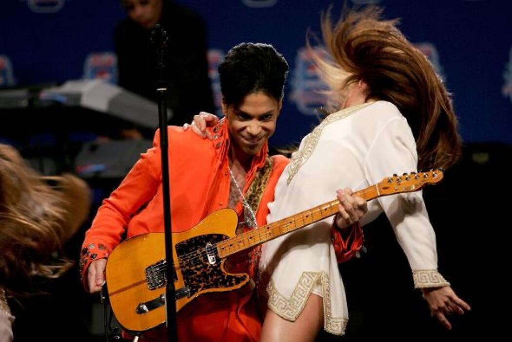 Para esa temporada se contó con la magnífica voz de Prince.