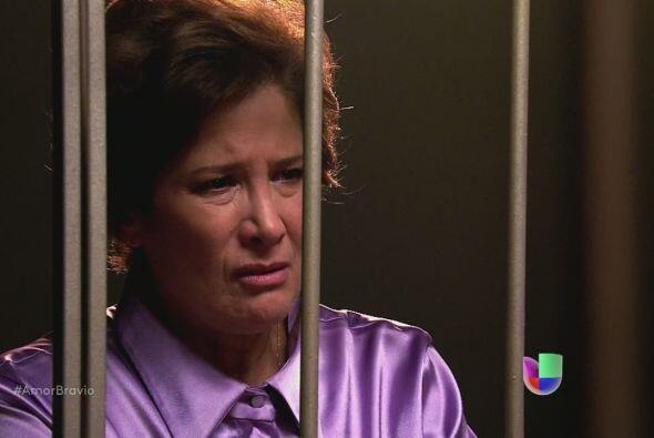 Camila le dice a su madre que Dionisio declaró que nunca trabaj&o...