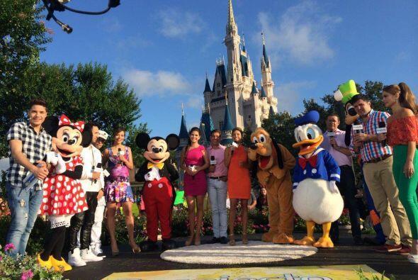 Magia, princesas, música y grandes invitados en un festejo mágico por lo...