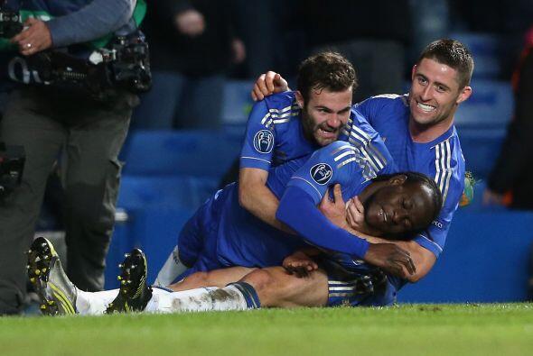 Gol en los últimos minutos para que el Chelsea venciera por 3-2.