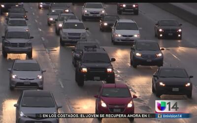 Buscan detener a los causantes de tiroteos en autopistas