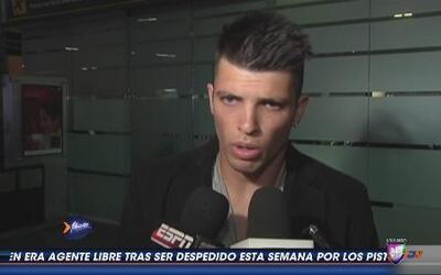 Tiago Volpi nuevo portero brasileño del Querétaro confía en triunfar con...