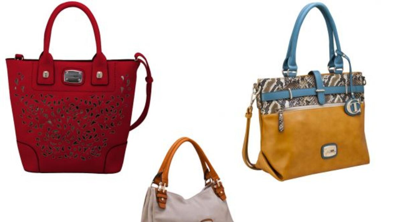 Una gama muy amplia de bolsos para lucir en cualquier ocasión. (Foto: Co...