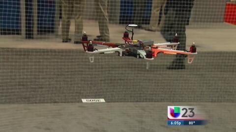 Restringirán el uso de drones en Miami