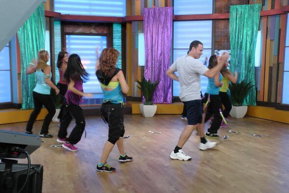 Este tipo de ejercicio es extraordinario para mejorar la condición físic...