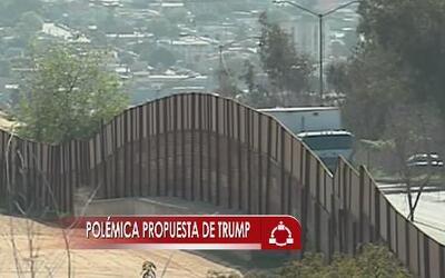 Análisis de propuesta migratoria de Trump