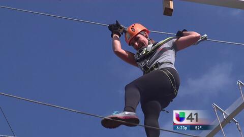 En Puerto Rico está el parque de aventuras más grande del Caribe