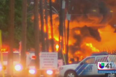 ¿Qué peligros traen los trenes de carga de petróleo en nuestra área?