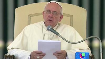 El Papa Francisco viajará a Tierra Santa