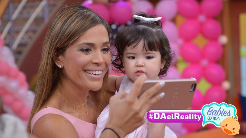 #DAElReality Babies Edition: La tía Karla comparte las travesuras de los...