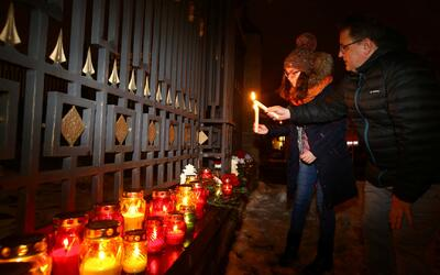 Rusia no descarta ataque terrorista como causa de la caída de un avión c...