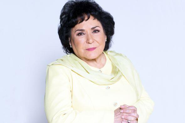 Carmelita Salinas hará de las suyas en esta telenovela. Ser&aacut...