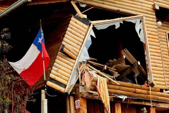 La potencia del terremoto fue 31 veces más fuerte que el devastad...