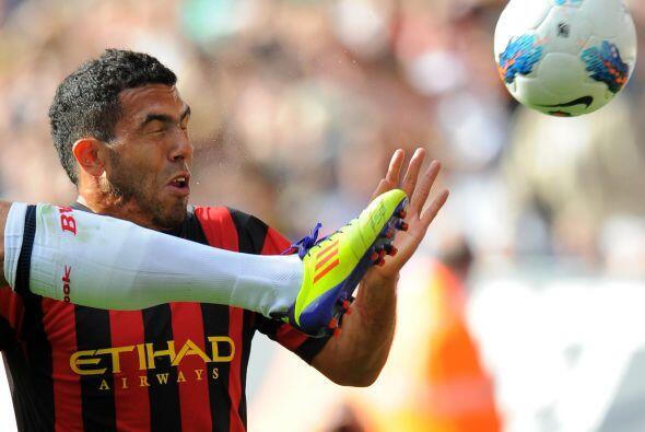 Pero al final no cayó un solo gol más y el Manchester City...