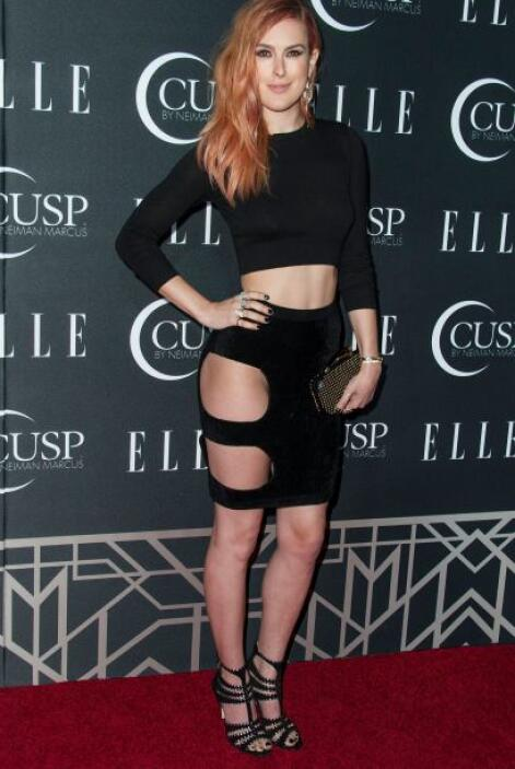 Recientemente la actriz formó parte del elenco de la serie 'Pretty Littl...