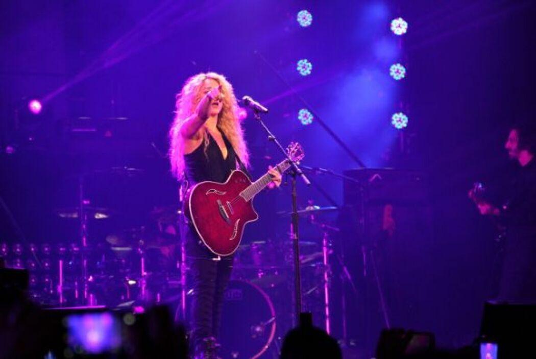 T-Mobile presenta: Shakira en Bryant Park
