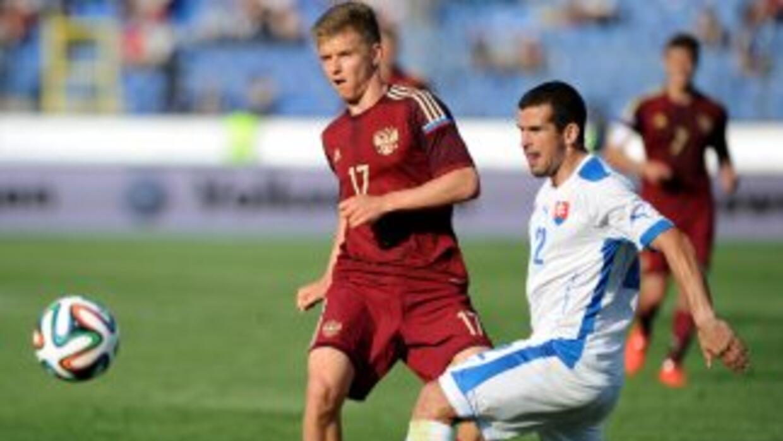 Los rusos de Capello jugaron uno de sus últimos partidos amistosos antes...