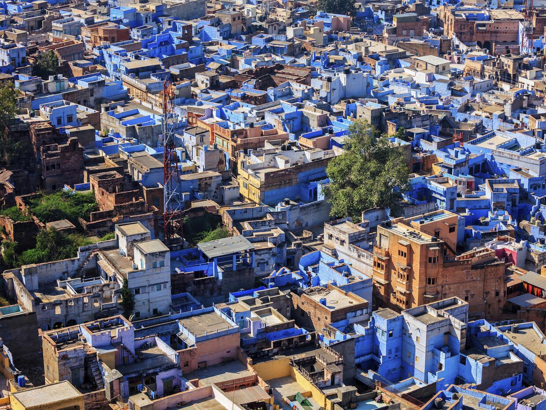 Muchas de las principales ciudad en el mundo están creciendo de m...