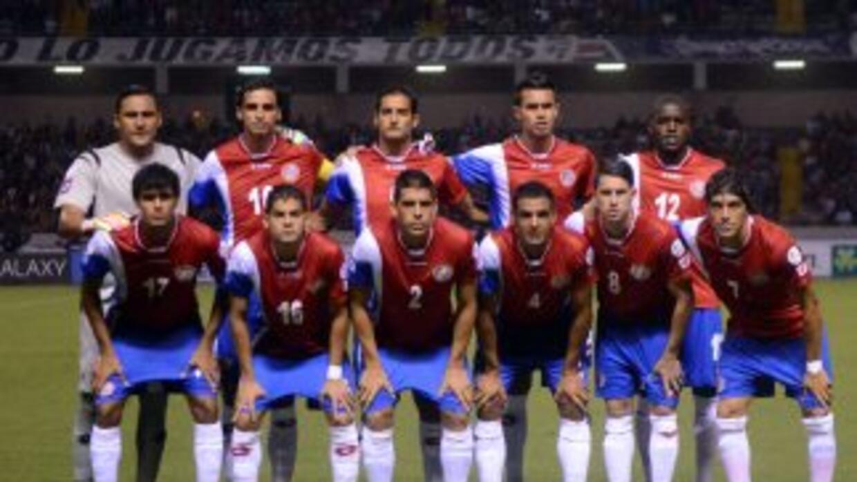 la selección de Costa Rica comienza a conformarse para el Mundial.
