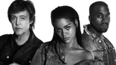 El video se estrenó en el canal oficial de Rihanna en VEVO y en él apare...
