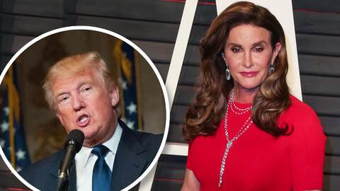 Caitlyn Jenner votaría por Donald Trump