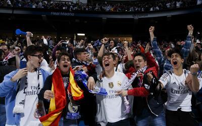 Sigue el minuto a minuto del Real Madrid vs. Málaga