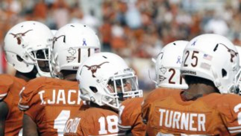 Texas Longhorns (AP-NFL).