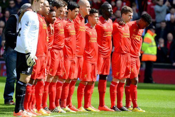 El Liverpool está en una situación inmejorable, a las puertas del título...