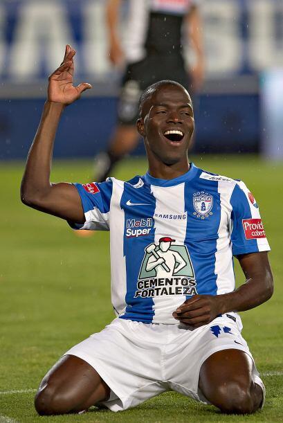 Enner Valencia.- No sólo es el mejor refuerzo de este Clausura 2014, es...