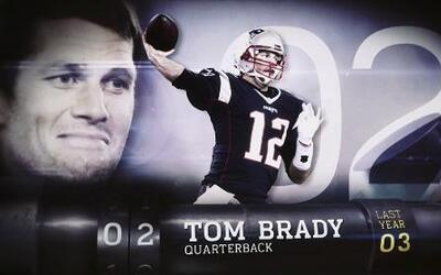 TOP 100 jugadores 2016 #2 Tom Brady
