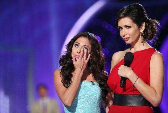 Fernanda fue sin duda Miss Simpatía, todas las quieren.