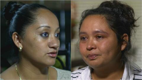 Como prisioneras en su propia casa: Así están viviendo estas madres lati...