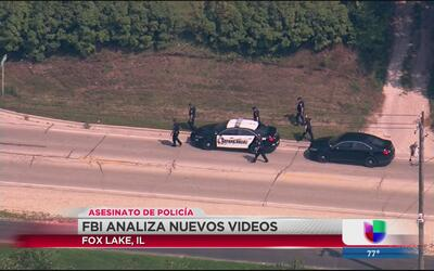 FBI analiza videos en caso Fox Lake