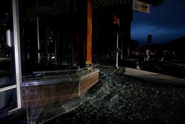 """""""El sismo de 6.0 grados cerca del Área de la Bahía fu..."""