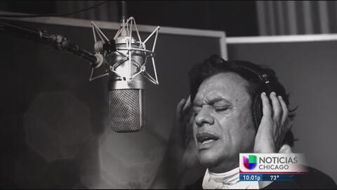 Antes de morir, Juan Gabriel estuvo en su estudio de grabación por ocho...
