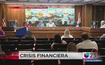 Sweetwater se niega a recibir ayuda financiera del estado