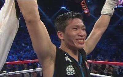 Kuok Kung logró conseguir la victoria ante Beau O'brien