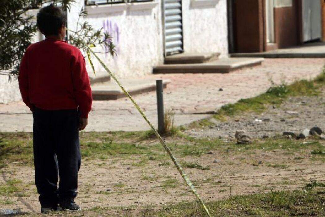 """""""Estos niños son los más vulnerables de los vulnerables. Ellos han viaja..."""