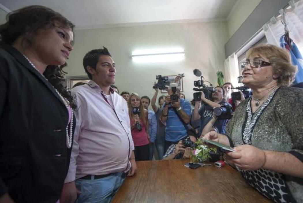 Un caso que causó revuelo fue el del primer hombre embarazado en Argenti...