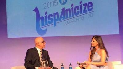Obtuvo un premio especial en Hispanicize