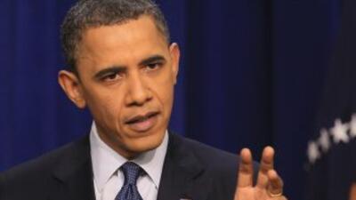 Durante la campaña presidencial 2008 Obama prometió que durante el prime...