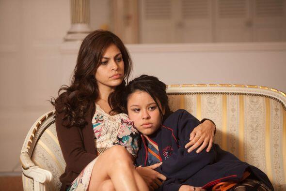 """En """"Girl in Progress"""" compartió crédito con Eva Mendes y Cierra Ramírez."""