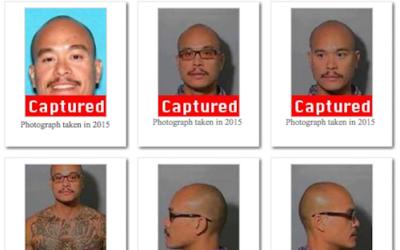 Philip Policarpio fue arrestado en Tijuana