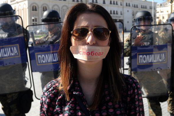Por su parte, la Antigua República Yugoslava de Macedonia encabez...