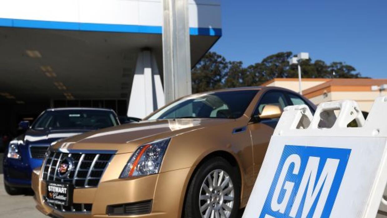 General Motors comienza la última fase de su reestructuración al recuper...