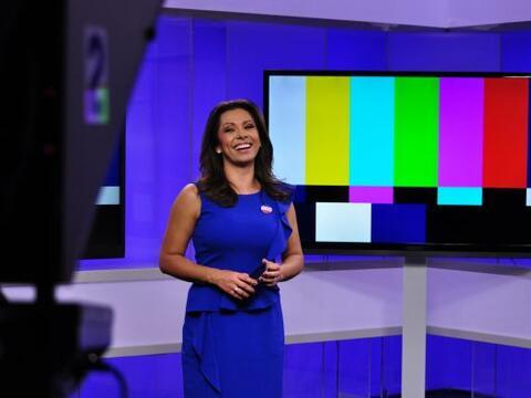 El equipo de Univision Arizona felicita a Mary Rabago por su gran contri...
